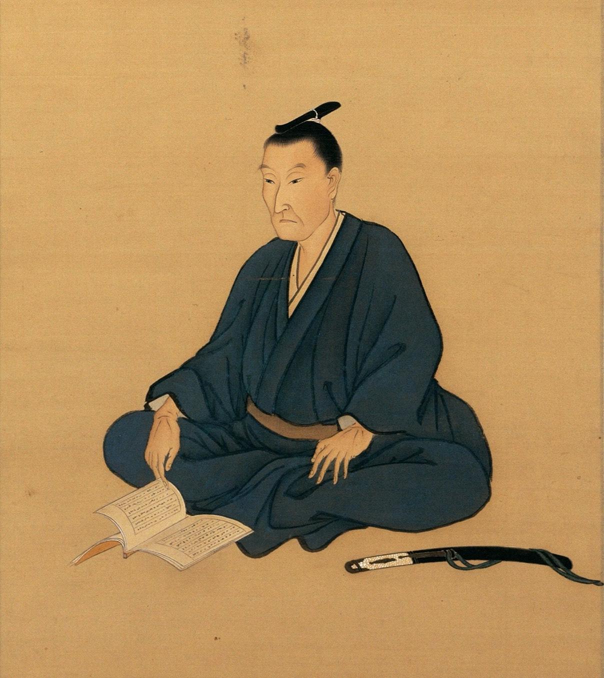 吉田松陰先生の画像