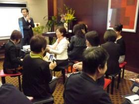 リーダーシップコミュニケーション集中講座受講風景1