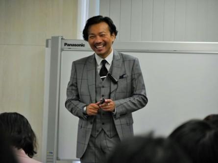 井上敬一さん セミナー風景4